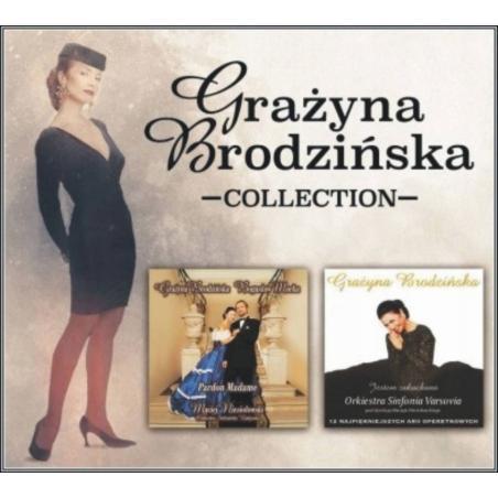 GRAŻYNA BRODZIŃSKA COLLECTION 2xCD