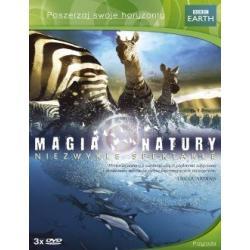 MAGIA NATURY BBC 3xDVD PL