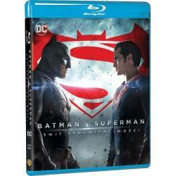 BATMAN V SUPERMAN: ŚWIT SPRAWIEDLIWOŚCI WERSJA KINOWA BLURAY PL