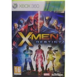 X-MEN DESTINY XBOX 360