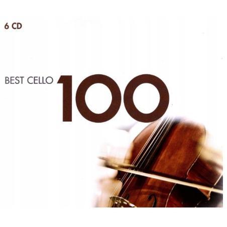 100 BEST CELLO 6xCD