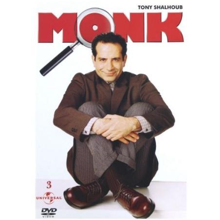 MONK: MONK W WESOŁYM MIASTECZKU, PAN MONK W LUNAPARKU DVD PL