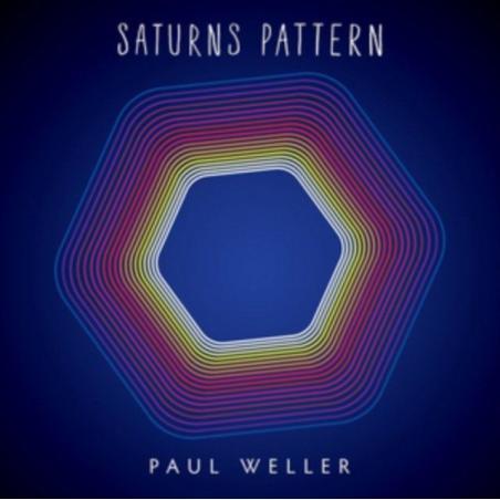 PAUL WELLER  SATURNS PATTERN WINYL