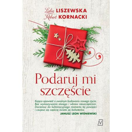 PODARUJ MI SZCZĘŚCIE Lidia Liszewska